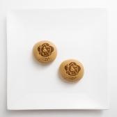 刻印饅頭ー梅ロゴ